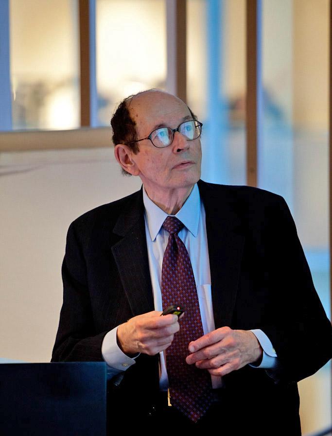 Professor Gerald Edelman